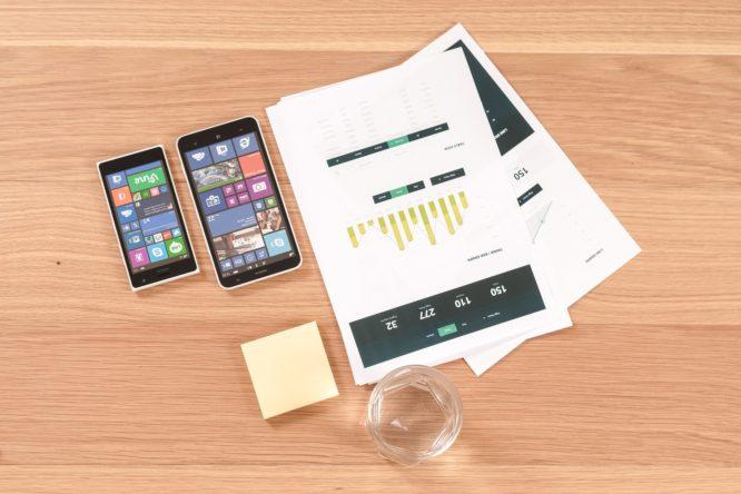 Webdesign und Printdesign
